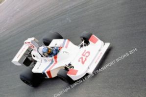 Hesketh 308 Brett Lunger Italian GP 1975